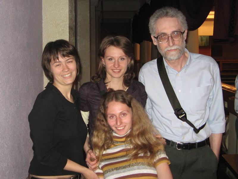на всехнике 29 апреля 2009