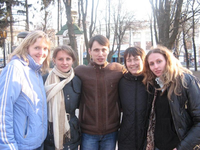 Альма-матер и худрук Сумского фестиваля Артем Соколов